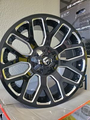 "20"" Fuel Rims for Sale in Orange, CA"
