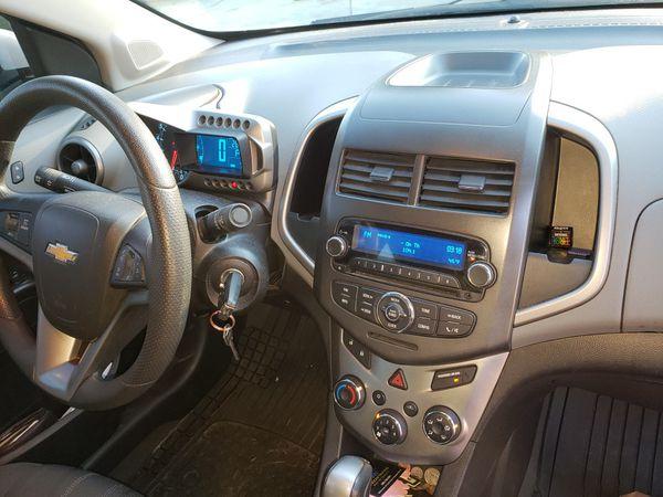 2014 Chevy sonic