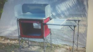 Camping kitchen and sink table New for Sale in Germantown, MD