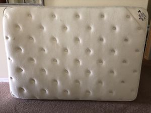 Free mattress full size with base for Sale in Ruskin, FL