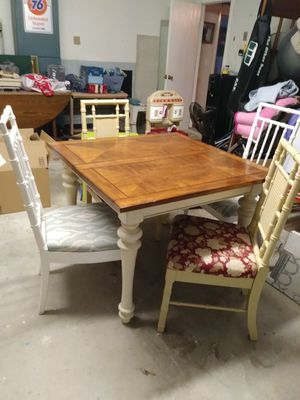 Table & chair set for Sale in Port St. Lucie, FL