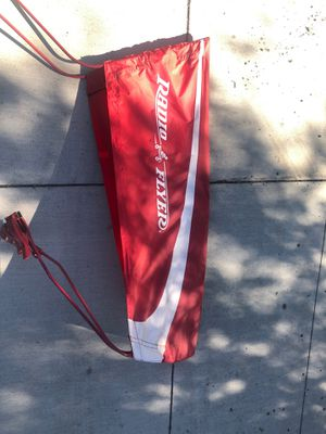 Radio flyer red wagon canopy for Sale in Eastvale, CA