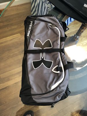 Under Armour Duffle Bag for Sale in Gaithersburg, MD