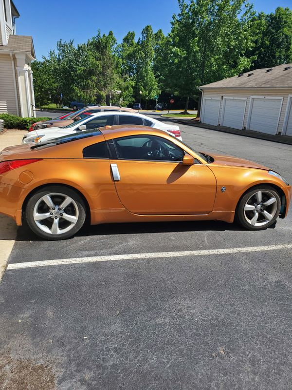 2006 Nissan 350 Z Enthusiast NEED GONE, MAKE ME AN OFFER!!