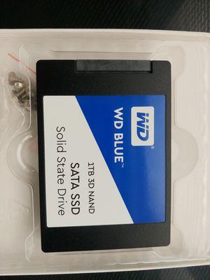 "WD1TB Blue 3D NAND SATA III 2.5"" Internal SSD for Sale in Elk Grove Village, IL"