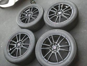 Akita rings & tires !!!! for Sale in Fort Lauderdale,  FL
