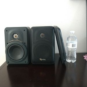 Infinity infinitesimal speakers with EMIT tweeters for surround theater audio for Sale in Stafford, TX