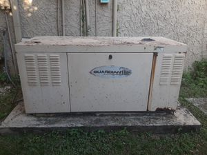 Generac 25,000 watt guardian elite generator for Sale in Tamarac, FL