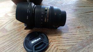 Nikon 16-85mm F3. 5-5.6G ED VR............. Hablo Español for Sale in Kissimmee, FL