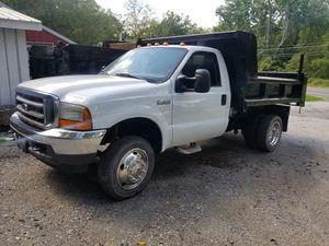 2001 ford f450 diesel mason dump for Sale in Sparta, NJ