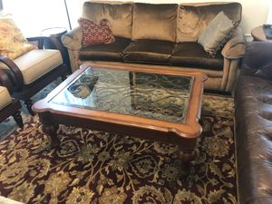 Gorgeous Ethan Allen coffee table! for Sale in Salt Lake City, UT