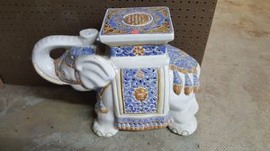 Elephant stand for Sale in Willshire, OH