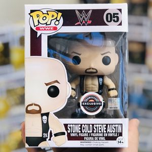 Funko Pop - WWE - Stone Cold Steve Austin - GameStop Exclusive for Sale in Rowland Heights, CA