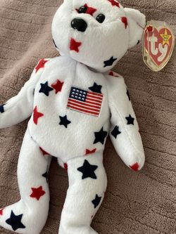 1997 GLORY BEANIE BABY WITH ACTUAL ERRORS for Sale in Beaumont,  CA