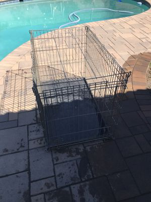 Large dog kennel for Sale in Downey, CA
