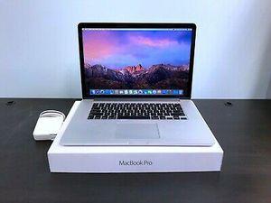 "Apple MacBook Pro 16"" (1TB SSD, 8 Core Intel Core i9 2.40 GHz, 64GB) 8GB GDDR6 for Sale in Washington, DC"