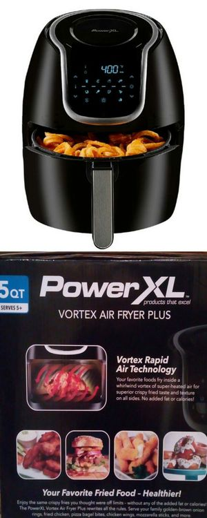 PowerXL 5QT Vortex Air Fryer Brand New in Box for Sale in Boca Raton, FL