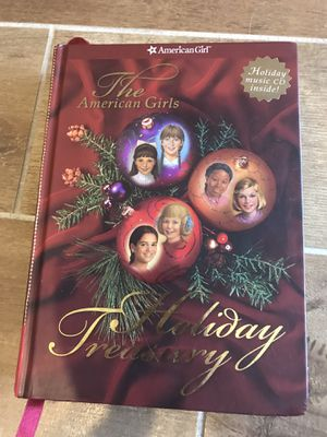 The American girls Holiday book for Sale in Peoria, AZ