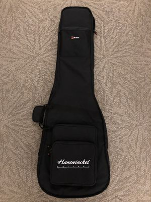 New Protec Bass Guitar Gig Bag Case Gold Series for Sale in Edgewater, NJ