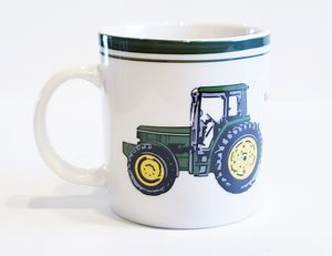 Collectible John Deere Tractor Coffee Mug Farming for Sale in Surprise, AZ