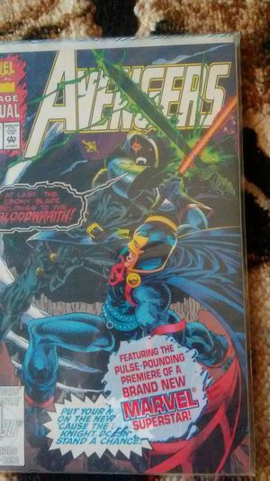 Avengers Annual 22 for Sale in Seaside, CA