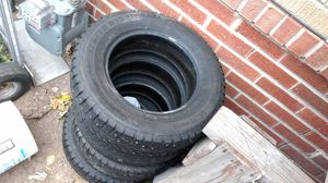 Assorted sizes and amounts of tires for Sale in Aurora, CO