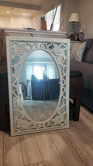Antique framed mirror for Sale in Montclair, CA