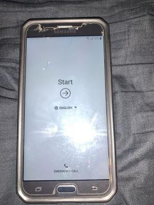 2 Samsung Galaxy J7 for Sale in Stockton, CA