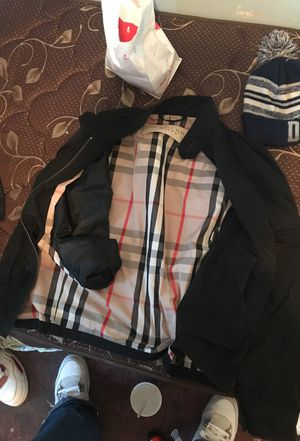 Burberry jacket for Sale in Nashville, TN