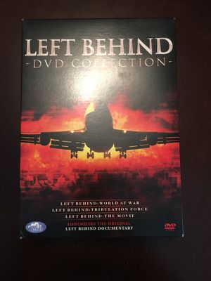 Left Behind DVD Collection for Sale in Crofton, MD