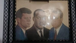 The Kennedy brothers and Martin Luther king for Sale in Bartow, FL