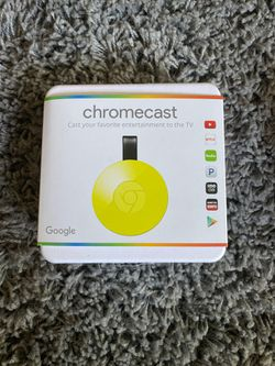 Chromecast Yellow for Sale in Columbia,  MD
