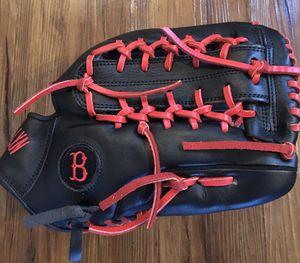 "Baseball Softball Fielders Glove, All Leather. RHT. 12"" for Sale in Santa Ana, CA"
