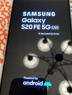 Samsung Galaxy S20 FE for Sale in Glendale,  AZ