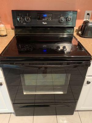 3 Whirlpool black kitchen appliances for Sale in Longwood, FL