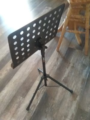 I have 3 music stands in nice shape for Sale in Mesa, AZ
