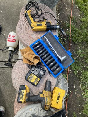 Used tools for Sale in Concord, CA