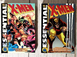 Essential X-Men Vol 5 and Vol 6 Marvel Comics TPB VG+ for Sale in Harrisonburg, VA