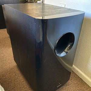 """Onkyo Subwoofer 10"""" for Sale in Los Angeles, CA"""