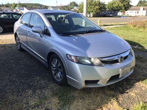 2009 Honda Civic EX for Sale in McCleary, WA