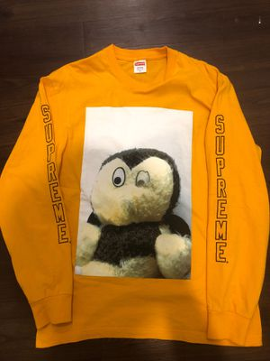 Supreme X Mike Kelley Long Sleeve Tee AhhYouth! Bright Orange for Sale in Chula Vista, CA