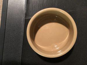 Large English Ceramic Dog Bowl for Sale in Lambertville, NJ