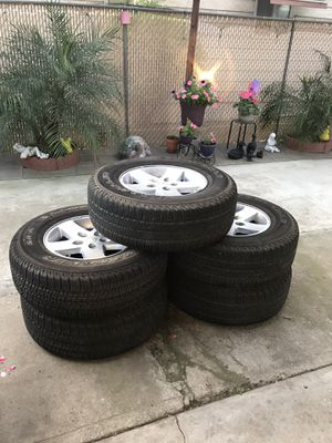 Jeep Wheels and Tires for Sale in Fresno, CA