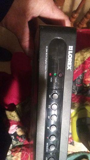 Lorex. H w64 8 CH Digital Video Recorder for Sale in Evesham Township, NJ