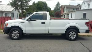 2010 Ford F150 XL 8ft.,160 miles .2 wheel drive, leather,AC, Runs new,, $5,80O0 0BO. Serious Inquiries, 8 cylinder,4.6 Triton. for Sale in Delair, NJ