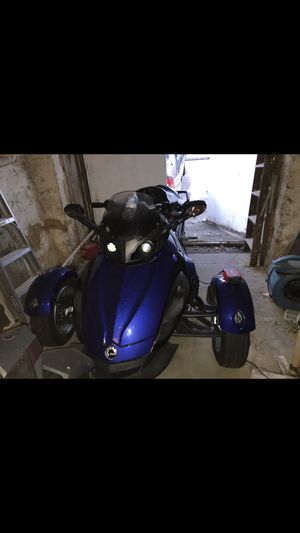 2010 Can Am Spyder for Sale in Wayne, PA