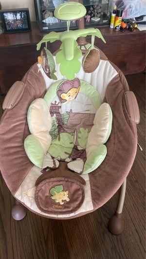 Ingenuity Disney baby swing for Sale in Norridge, IL