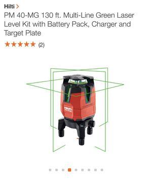 Hilti laser for Sale in San Leandro, CA