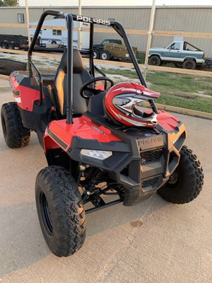 2017 Polaris Ace 150cc 2x4 for Sale in Richardson, TX