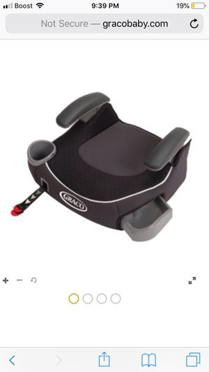 Booster Seat (Graco : AFFIX backless booster seat with latch system) for Sale in Garland, TX